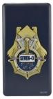 【グッズ-電化製品】DOUBLE DECKER! ダグ&キリル 4000mAh USB出力 リチウムイオンポリマー充電器 2.1 SEVEN-O エンブレム