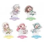【グッズ-スタンドポップ】BanG Dream! ガルパ☆ピコ つなげて☆アクリルスタンド Pastel*Palette