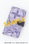 【コスプレ-コスプレアクセサリー】銀魂 手帳型スマートフォンケース/高杉、着せこみ