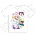 【グッズ-Tシャツ】NEW GAME!! フルカラーTシャツ