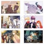 【グッズ-ポストカード】Phantom in the Twilight アニメ版・ポストカードセット/vol.1