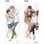【グッズ-ピローケース】SUPER LOVERS 抱き枕カバー/晴&零、亜樹&蒔麻