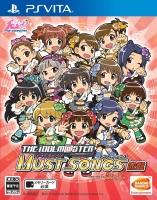 900【Vita】特価 アイドルマスター MUST SONG 赤盤