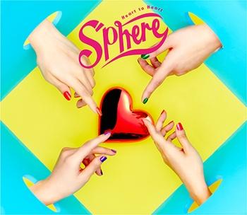 【主題歌】TV つうかあ OP「Heart to Heart」/スフィア 初回生産限定盤