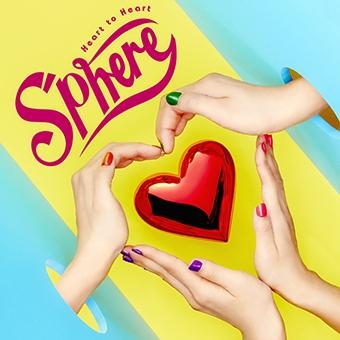 【主題歌】TV つうかあ OP「Heart to Heart」/スフィア 通常盤