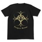 【グッズ-Tシャツ】アイドルマスター シンデレラガールズ Project:Krone Tシャツ/BLACK-XL