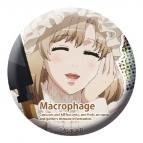 【グッズ-バッチ】はたらく細胞 54㎜缶バッジ マクロファージ