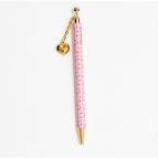 【グッズ-ボールペン】おそ松さん ODEKAKE STYLE -トド松コレクション- チャーム付きボールペン