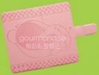 【グッズ-カバーホルダー】夏目友人帳 マルチフリップカバー M ピンク
