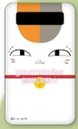 【グッズ-電化製品】夏目友人帳 USB出力リチウムイオンポリマー充電器 ニャンコ先生 フェイス
