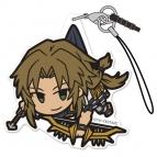 【グッズ-ストラップ】Fate/Apocrypha 黒のアーチャー アクリルつままれストラップ