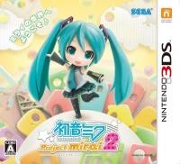 900【3DS】初音ミク Project mirai2 通常版