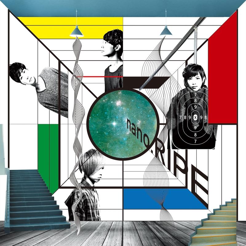 【アルバム】nano.RIPE/スペースエコー 通常盤