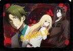 【グッズ-クリアファイル】殺戮の天使 クリアファイル/レイチェル&ザック&ダニー