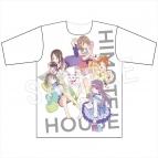【グッズ-Tシャツ】ひもてはうす フルグラフィックTシャツ