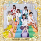 【アルバム】i☆Ris/WONDERFUL PALETTE CD+DVD