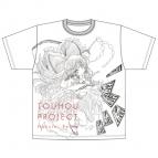 【グッズ-Tシャツ】東方Project オーバーサイズTシャツ 博麗霊夢
