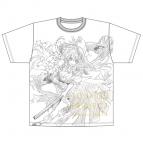 【グッズ-Tシャツ】東方Project オーバーサイズTシャツ 霧雨魔理沙