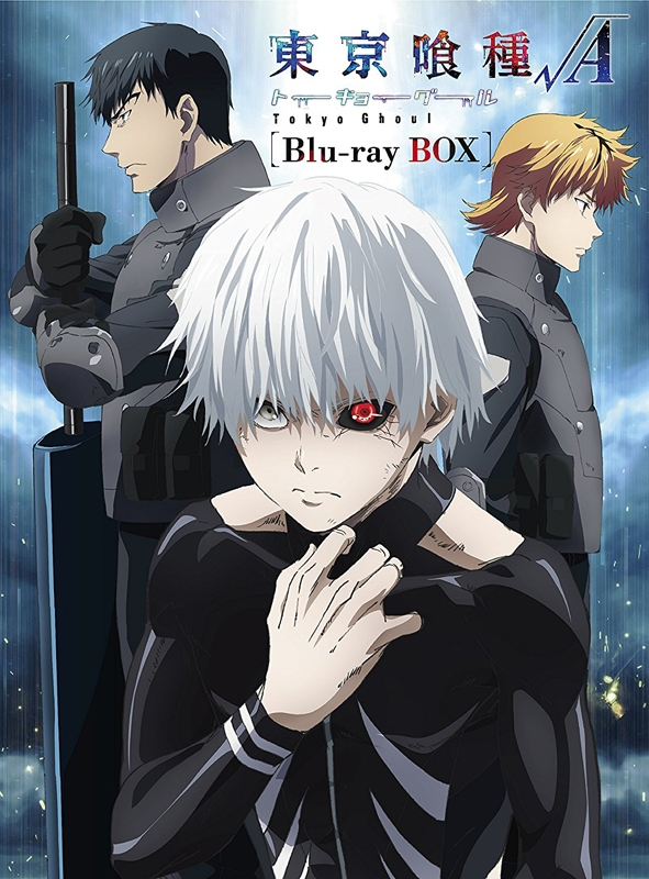 900【Blu-ray】※送料無料※TV 東京喰種 トーキョーグール√A Blu-ray BOX 初回生産限定版