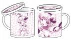 【グッズ-マグカップ】魔法少女育成計画 スノーホワイト フタつきマグカップ