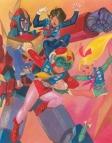 【Blu-ray】無敵超人ザンボット3 Blu-ray BOX