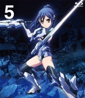 900【Blu-ray】TV デート・ア・ライブ 第5巻