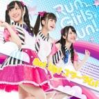 【主題歌】TV キラッと☆プリチャン OP「Go!Up!スターダム!」/Run Girls, Run! DVD付盤