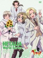900【DVD】アニメ ヘタリア World Series スペシャルプライスDVD-BOX 1