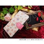 【グッズ-カバーホルダー】少女革命ウテナ 手帳型スマートフォンケース