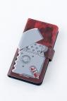 【コスプレ-コスプレアクセサリー】血界戦線&BEYOND B:ザップのライター風手帳型スマートフォンケース