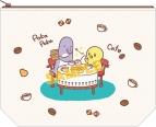 【グッズ-ポーチ】うたの☆プリンスさまっ♪ マスコットキャラクターズ ポーチ ぽかぽかカフェVer.「集合」