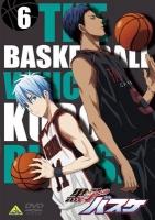 アニメイトオンラインショップ900【DVD】TV 黒子のバスケ 6