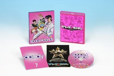 900【Blu-ray】TV スペース☆ダンディ 7