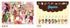 【グッズ-クリアファイル】ラブライブ!サンシャイン!! A4サイズ フタ付きクリアファイル 大正浪漫
