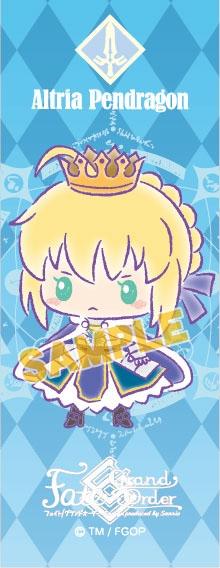 【グッズ-ボールペン】特価 Fate/Grand Order 【Design produced by Sanrio】ボールペン アルトリア・ペンドラゴン