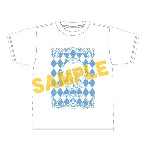 【グッズ-Tシャツ】特価 Fate/Grand Order 【Design produced by Sanrio】Tシャツ アルトリア・ペンドラゴン