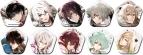 【グッズ-バッチ】オトメイト 五角形缶バッジコレクション Collar×Malice Vol.1