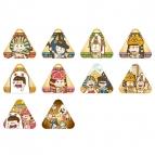 【グッズ-バッチ】おそ松さん 三角缶バッジ