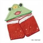 【グッズ-タオル】アイドルマスターSideM カエールのフード付きタオル