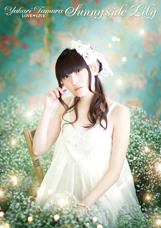 900【DVD】田村ゆかり LOVE ・LIVE *Sunny side Lily*
