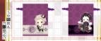 【グッズ-巾着袋】文豪ストレイドッグス 巾着袋 /A:中島&芥川