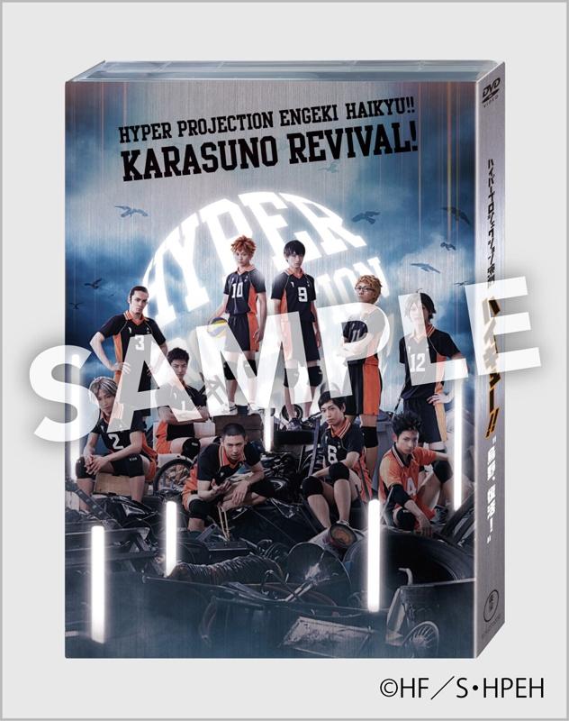 900【DVD】ハイパープロジェクション演劇 ハイキュー!