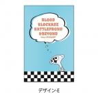 【グッズ-パスケース】血界戦線&BEYOND パスケース E