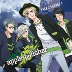 【主題歌】TV DYNAMIC CHORD ED「BACK 2 SQUARE 1」/apple-polisher 初回限定盤