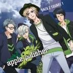 【主題歌】TV DYNAMIC CHORD ED「BACK 2 SQUARE 1」/apple-polisher 初回限定盤
