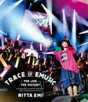900【Blu-ray】新田恵海 LIVE Trace of EMUSIC THE LIVE・THE HISTORY 数量限定生産版