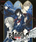 【Blu-ray】劇場版 BLOOD-C The Last Dark 通常版