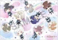 900【グッズ-マウスパット】NORN9 ノルン+ノネット マウスパッド 2