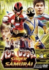 【DVD】パワーレンジャー SUPER SAMURAI VOL.4