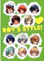 アニメイトオンラインショップ900【同人誌】BOY'S STYLE!